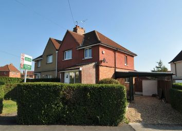 Thumbnail 3 bed semi-detached house to rent in Minehead Road, Knowle, Bristol