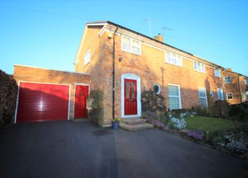 Thumbnail 3 bed semi-detached house for sale in Sheepcote, Welwyn Garden City