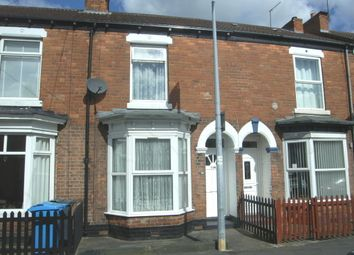 Thumbnail 2 bedroom terraced house for sale in Clumber Street, Hull