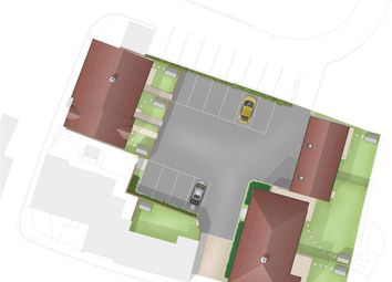 Thumbnail 1 bed flat for sale in Millers Row, Ospringe Street, Ospringe, Faversham