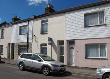 Thumbnail 2 bed terraced house to rent in Mayfield Road, Gosport