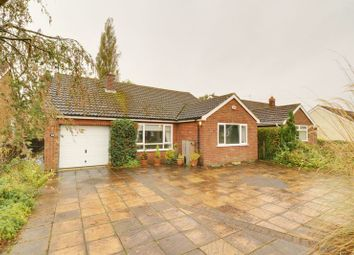 Thumbnail 3 bed detached bungalow for sale in Burgess Road, Brigg