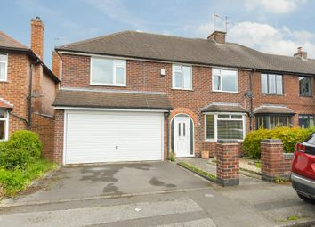 Thumbnail 4 bed semi-detached house for sale in Chesterfield Drive, Burton Joyce, Nottingham