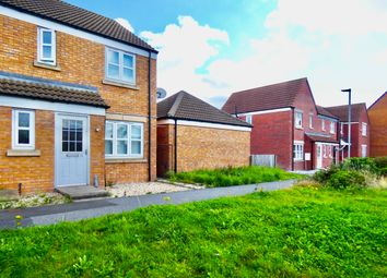 Thumbnail 3 bed semi-detached house for sale in Frankham Close, Dinnington, Sheffield
