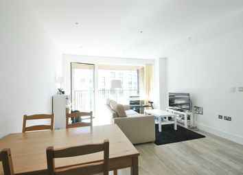 Thumbnail 1 bed flat to rent in Bodiam Court, 4 Lakeside Drive Park Royal, Park Royal, London
