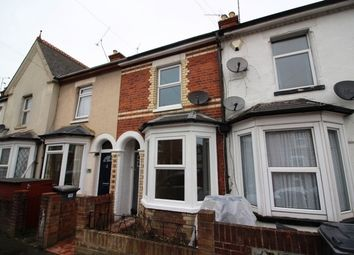 Thumbnail 2 bedroom terraced house for sale in Norton Road, Reading