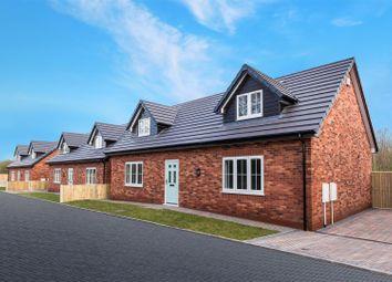 Thumbnail 3 bedroom detached house for sale in Slacken Lane, Talke, Stoke-On-Trent