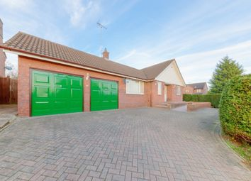 Thumbnail 4 bed bungalow for sale in Whetstone Close, Milton Keynes
