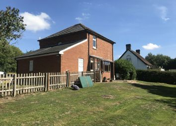 Thumbnail 3 bed detached house to rent in Stockbridge Road, Michelmersh, Romsey