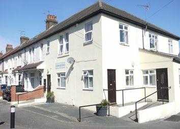 Thumbnail 1 bedroom maisonette to rent in Seaton Road, Gillingham