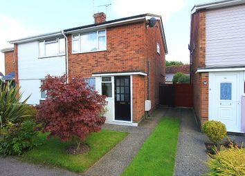 Thumbnail 2 bed semi-detached house for sale in Talisman Walk, Tiptree, Colchester, Essex