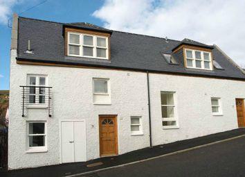 Thumbnail 2 bed semi-detached house for sale in Bridge Street, Gourdon, Montrose, Aberdeenshire