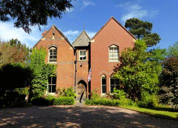 Thumbnail 6 bed country house for sale in Gote Lane, Gorefield, Cambridgeshire