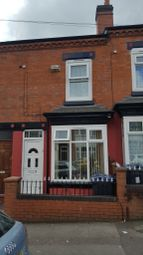 Thumbnail Terraced house for sale in Avondale Road, Birmingham