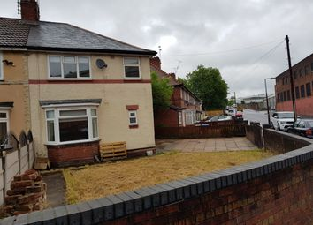 Thumbnail 3 bedroom semi-detached house for sale in Middlemore Rd, West Bromwich