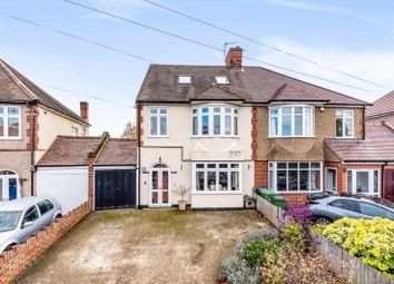 Thumbnail 4 bed semi-detached house for sale in Cambridge Green, London