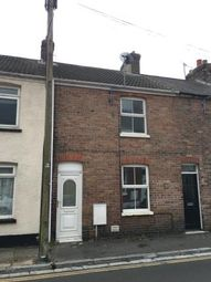 Thumbnail 2 bed terraced house for sale in Park, Weymouth, Dorset