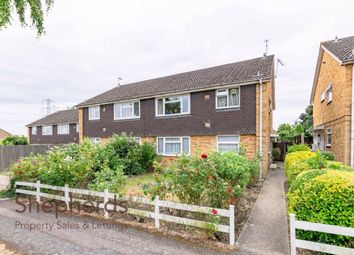 Thumbnail 2 bed maisonette for sale in Perrysfield Road, Cheshunt, Hertfordshire