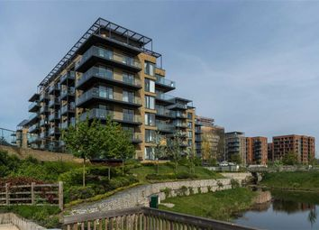 Thumbnail 1 bed flat for sale in The Square, Tower 3, Greenwich, London