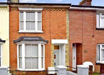 Thumbnail 3 bed terraced house for sale in Kent Avenue, Ashford, Kent