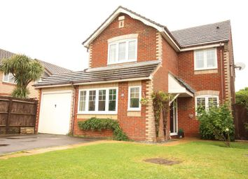 Thumbnail 4 bed detached house for sale in Manor Park Close, Tilehurst, Reading