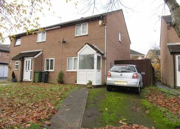 Thumbnail 2 bedroom end terrace house for sale in Farmhouse Way, Cardiff