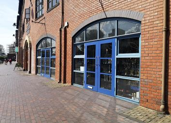 Thumbnail Retail premises to let in Coventry Canal Basin, St. Nicholas Street, Coventry