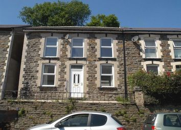 Thumbnail 3 bed semi-detached house to rent in Aberrhondda Road, Porth