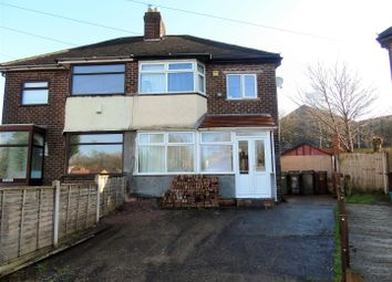 Thumbnail 3 bedroom semi-detached house for sale in Inkerman Grove, Wolverhampton