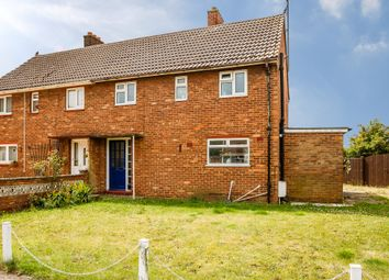 Thumbnail 3 bedroom semi-detached house for sale in Manor Estate, March