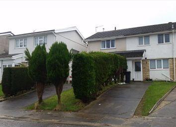 Thumbnail 2 bed property to rent in Ridgewood Gardens, Cimla, Neath