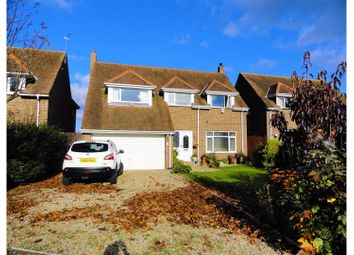 Thumbnail 4 bed detached house for sale in Town Farm Close, Stockton-On-Tees