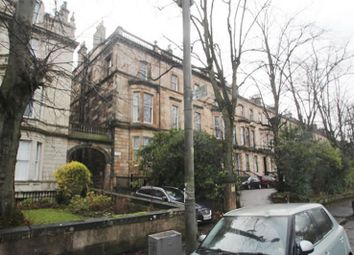 Thumbnail 1 bed flat for sale in 1, Crown Gardens, Flat 3, Glasgow West End G129Hj