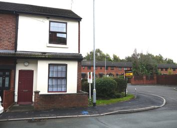 Thumbnail 2 bedroom end terrace house to rent in Izaak Walton Street, Stafford