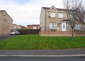 Thumbnail 3 bed semi-detached house for sale in 20 Broom Bank, Whitehaven, Cumbria
