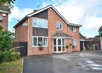 Thumbnail 5 bed detached house for sale in High View, Hempsted, Gloucester