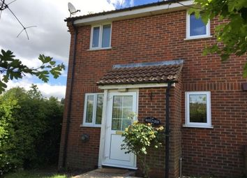 Thumbnail 1 bed terraced house to rent in Wincanton Close, Alton