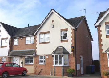 Thumbnail 3 bed mews house for sale in Rodgers Court, Rodgers Street, Stoke-On-Trent
