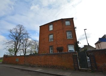 Thumbnail 2 bedroom flat for sale in Watkin Terrace, The Mounts, Northampton