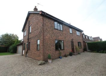 Thumbnail 4 bed detached house for sale in Outgaits Lane, Hunmanby, Filey