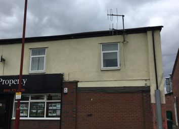 Thumbnail 2 bedroom flat to rent in Edward Street, Droylsden, Manchester