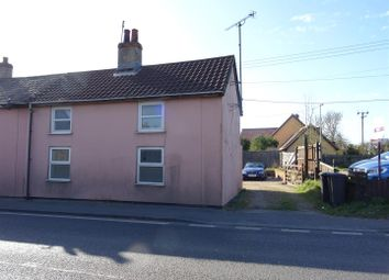 Thumbnail 2 bed terraced house for sale in Pains Hill, Little Stonham, Stowmarket