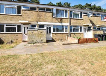 Thumbnail 3 bed terraced house for sale in Durham Way, Thetford, Norfolk