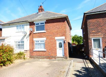 Thumbnail 2 bed semi-detached house for sale in Chapel Lane, Keadby, Scunthorpe