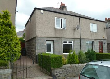 Thumbnail 3 bed semi-detached house to rent in Elmbank Terrace, Aberdeen