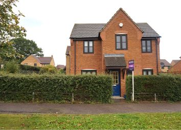 Thumbnail 3 bed detached house for sale in Abbeydore Grove, Monkston