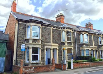 Thumbnail 4 bed end terrace house to rent in Beaufort Road, Taunton