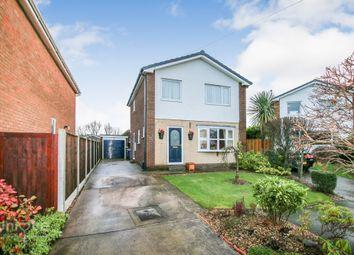 Thumbnail 3 bed detached house for sale in Carisbrooke Close, Poulton-Le-Fylde