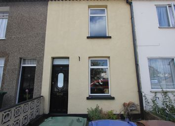 Thumbnail 2 bed terraced house to rent in Elm Road, Grays