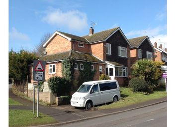 Thumbnail 5 bed detached house for sale in Station Road, Southam